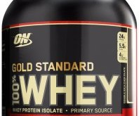 Optimum Nutrition 100 % Whey Gold Standard Protein im Test