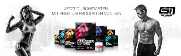 ESN Supplements Produkte